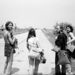 On a hitch hiking trip to Crimea, 1982